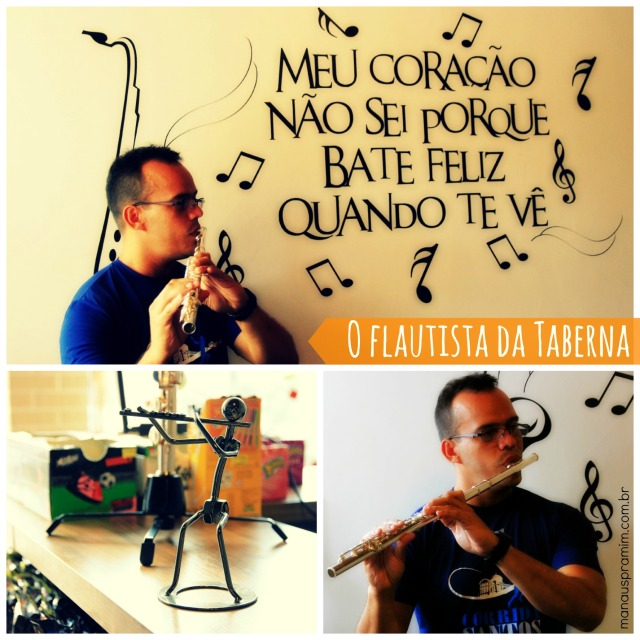 flautista manaus taberna