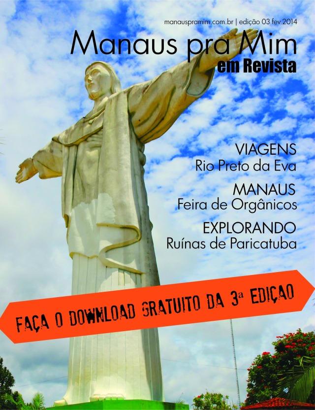 Download Manaus pra Mim em Revista 3ª Edição