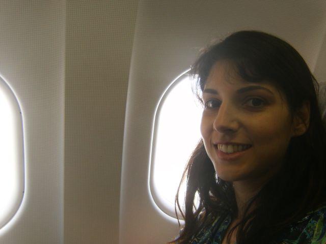 "Manaus sorri e diz ""seja bem-vinda, Paula"". abril de 2009"